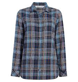 Woolrich Woolrich Eco Rich Oak Park Twill L/S Shirt Women's
