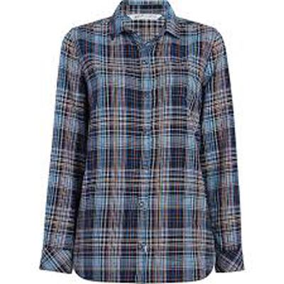 Woolrich Woolrich Eco Rich Oak Park Twill L/S Shirt Women's
