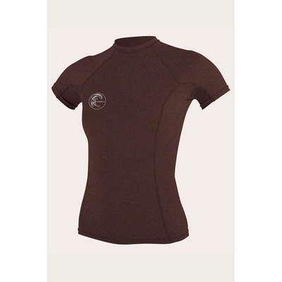 O'Neill O'Neill Hybrid S/S Rash Guard Top Women's