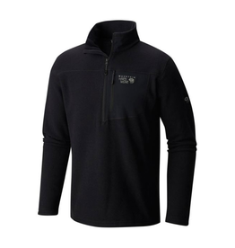 Mountain Hardwear Mountain Hardwear Toasty Twill Fleece 1/2 Zip Men's