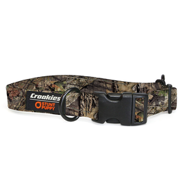 Croakies Croakies Dog Mossy Oak Collar