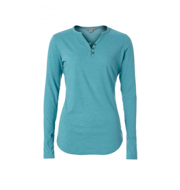 Royal Robbins Royal Robbins Merinolux Henley LS Top Women's