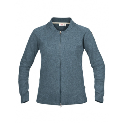 Fjall Raven Fjall Raven Ovik Re-Wool Zip Jacket Women's