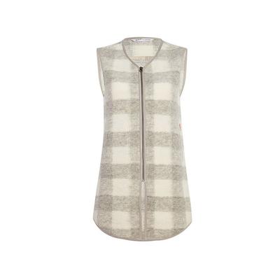 Woolrich Woolrich Chilly Days Long Fleece Vest Women's