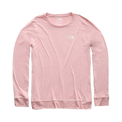 The North Face The North Face Twig Town Tri Blend Long Sleeve Tee Women's
