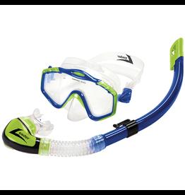 Leader Leader Majorca SR Mask Snorkel Combo Set