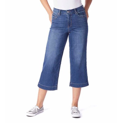 Jag JAG Jeans Lydia High Rise Wide Crop Women's