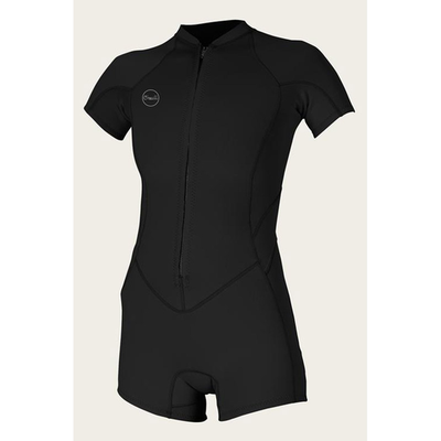 O'Neill O'Neill Bahia 2/1MM Front Zip Short Sleeve Spring Wetsuit Women's