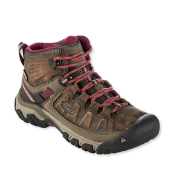 Keen Keen Targhee III Mid Leather WTPF Hiking Boot Womens