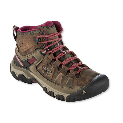 Keen Keen Targhee III Mid Waterproof Hiking Boot Womens