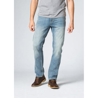 DUER DUER Midweight Denim Ryder Straight Men's