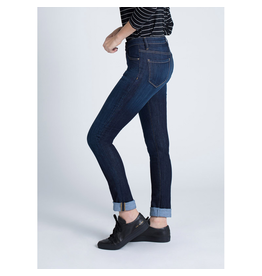 DUER Dish by DUER Adaptive Denim Classic Indigo Straight & Narrow Women's