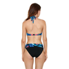 Captiva Captiva Sunset Beach Hipster with Bow Swim Bottom Women's