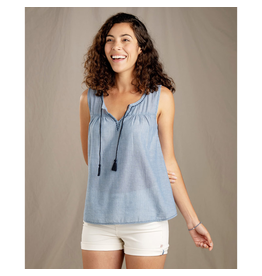 Toad & Co. Toad & Co. Airbrush Popover Tank Women's