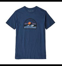 Patagonia Patagonia Boardie Badge Organic T-Shirt Men's