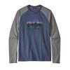 Patagonia Patagonia Fitz Roy Bison Lightweight Crew Sweatshirt Men's