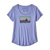Patagonia Patagonia Solar Rays '73 Organic Scoop T-Shirt Women's