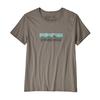 Patagonia Patagonia Pastel P-6 Logo Organic Crew T-Shirt Women's