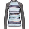 Dakine Dakine Flow Print Snug Fit Long Sleeve Women's Rashguard