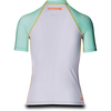 Dakine Dakine Flow Snug Fit Short Sleeve Women's Rashguard