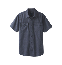 Prana prAna Merger Short Sleeve Shirt Men's