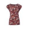 Royal Robbins Royal Robbins Noe Twist Print Short Sleeve Women's