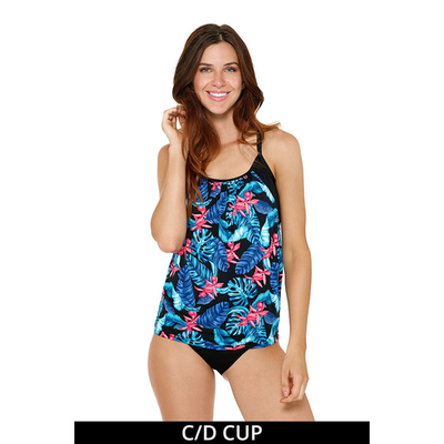 24abdff432 Captiva Captiva Cayo Coco 2 in 1 Tankini Women's - Trailhead Paddle ...