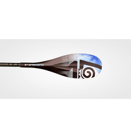 Starboard Starboard Lima Tiki Tech Round Hybrid Carbon 2PC Adjustable Paddle, S35