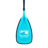Blu Wave Board Co Blu Wave The Blend Adjustable Carbon/Fiberglass SUP Paddle