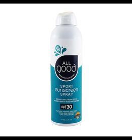 All Good All Good SPF30 Sport Sun Screen Spray