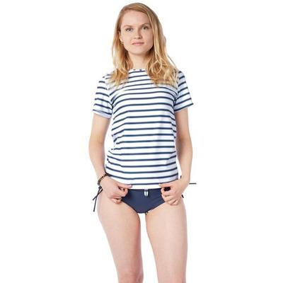 Level Six Level Six Coastal Short Sleeve Sun Shirt Women's