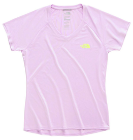 The North Face The North Face Reaxion Amp Short Sleeve V-Neck Tee Women's