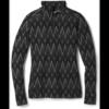 Smartwool Smartwool Merino 250 Baselayer Pattern 1/4 Zip Women's (Discontinued)