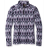 Smartwool Smartwool Merino 250 Baselayer Pattern 1/4 Zip Women's