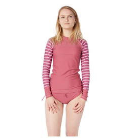 Level Six Level Six Venus Long Sleeve Rash Guard Women's