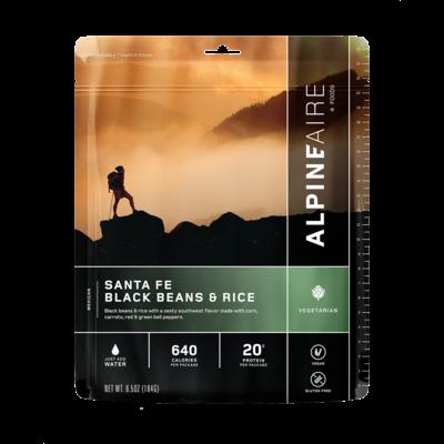 AlpineAire Foods Alpineaire Sante Fe Black Beans & Rice