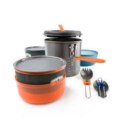 GSI GSI Pinnacle Dualist II Cook Set