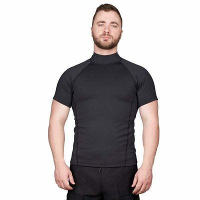 Level Six Level Six Jericho S/S Neoprene Rashguard Men's