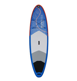 "Sunrise Stand Up Paddleboards Sunrise 10'2"" x 32"" Little Cayman Inflatable SUP"