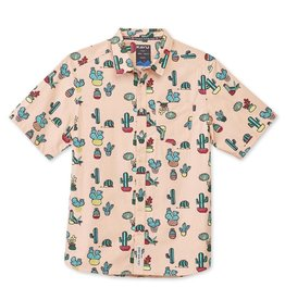 Kavu Kavu Festaruski Short Sleeve Shirt Men's
