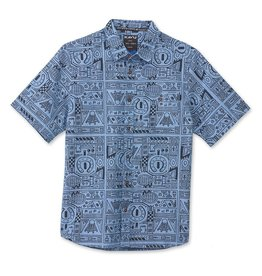 Kavu Kavu Juan Short Sleeve Shirt Men's