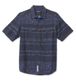 Kavu Kavu Prime Time Short Sleeve Shirt Men's