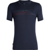 Icebreaker Icebreaker Tech Lite Short Sleeve Crewe Graphic Tee Men's