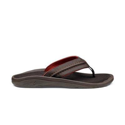 Olukai Olukai Hokua Leather Sandal Men's