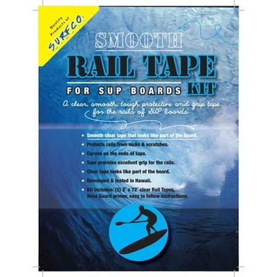 SurfCo Surfco Rail Tape - Smooth