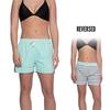 Level Six Level Six Switched Reversible Boardshorts Women's
