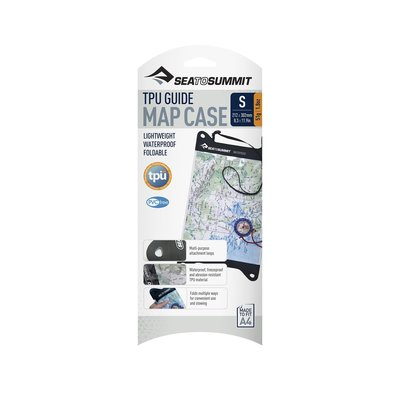Sea to Summit Sea to Summit TPU Guide Map Case Small