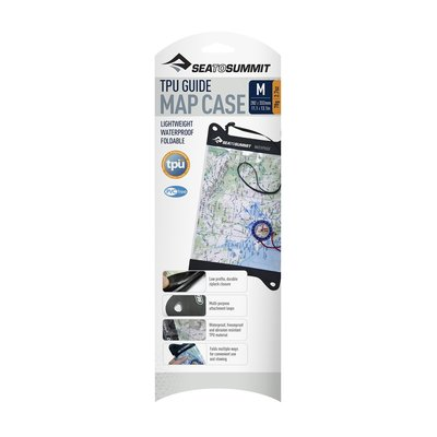 Sea to Summit Sea to Summit TPU Guide Map Case Medium