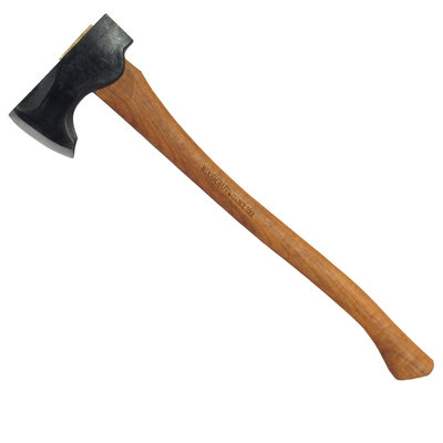 Council Tools Council Tool 2# Wood-Craft Pack Axe, 24' Curved Handle, Mask