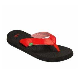 Sanuk Sanuk Yoga Mat Flip Flop Women's